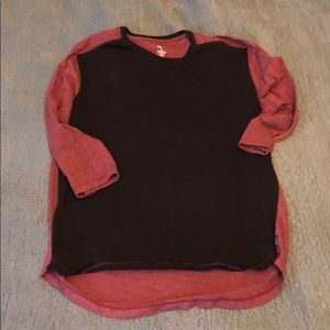 Men's 3/4 Length Sleeve Shirt